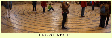 descent into hell