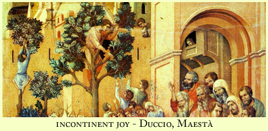 duccio maesta entry into jerusalem
