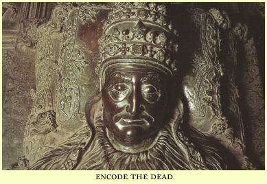 encode the dead