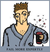 fail more expertly
