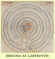 jericho as labyrinth