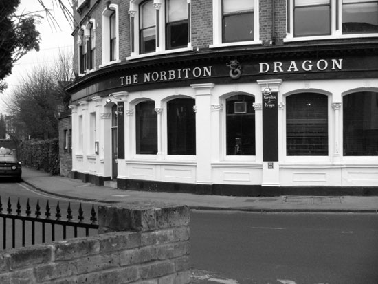 Norbiton and Dragon