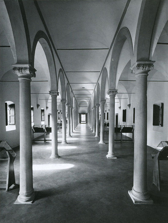 Library of San Marco
