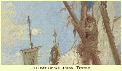 threat of wildness